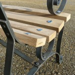 Oak Bench Product Detail